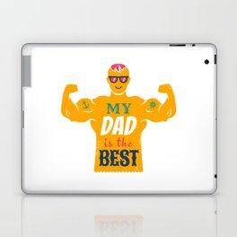 Father Laptop & iPad Skin