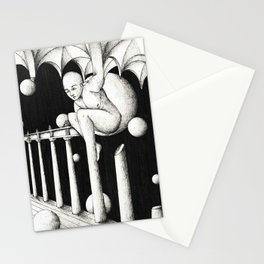 Stuck in architecture Stationery Cards