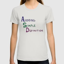 ASD Acronym T-shirt