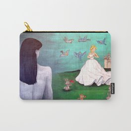 Real Life is Not a Fairy Tale Carry-All Pouch