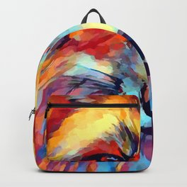 Fox Watercolor 2 Backpack