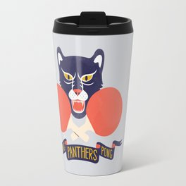 Ping Pong Panthers Travel Mug