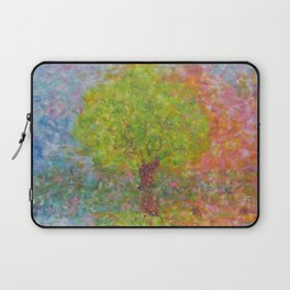 Self-knowledge in the drop of water Laptop Sleeve