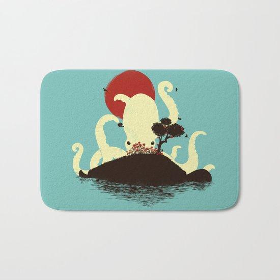 Octopus's Garden Bath Mat