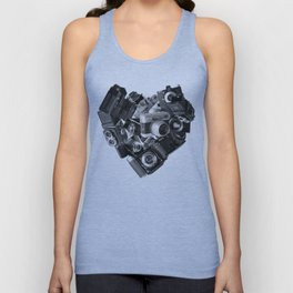 I`m in Love Unisex Tank Top