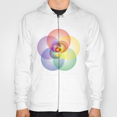 Colored Circles Hoody