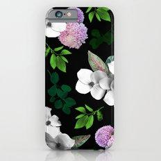 Night bloom Slim Case iPhone 6s