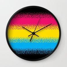 Pixel Perfect Wall Clock