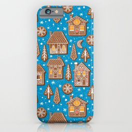 Cookie town iPhone Case