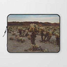 Cholla Cactus Garden XII Laptop Sleeve