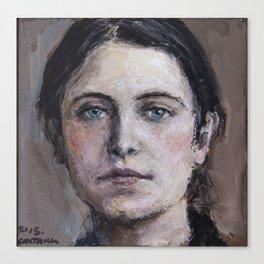 Saint Gemma Galgani III Canvas Print