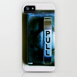 Latch iPhone Case