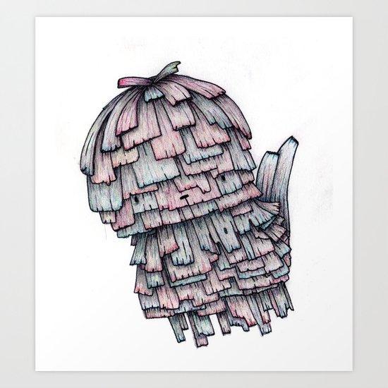 woog Art Print