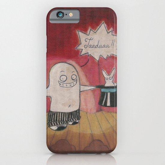 Make Believe Magician iPhone & iPod Case