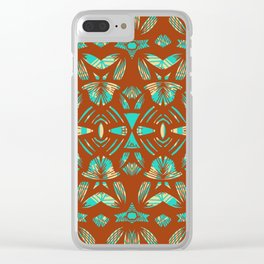 Turbines Clear iPhone Case