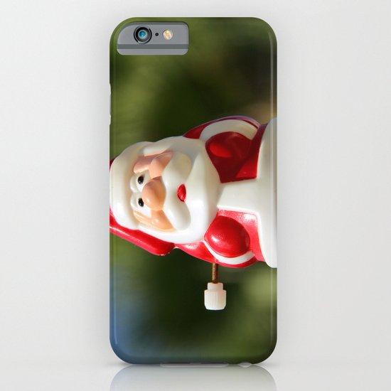 Santa iPhone & iPod Case