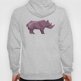 Origami Rhino Hoody