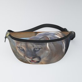 The Cougar Fanny Pack