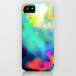 Broke the Kaleidoscope   iPhone Case