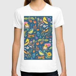 Birds Nature - BBG T-shirt