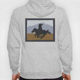 Mongolian on Horseback Hoody