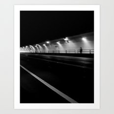 All Roads Lead to... Art Print