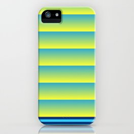 Bands iPhone Case