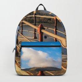 Padarn Lake Footbridge Backpack