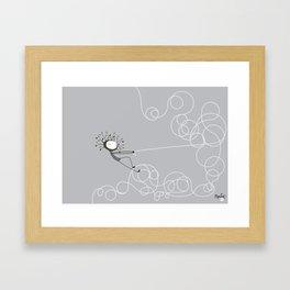 NenaLive Framed Art Print