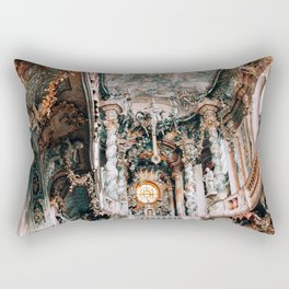 You Lead me Here   Munich, Germany Rectangular Pillow