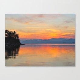 Oakledge Calm Canvas Print