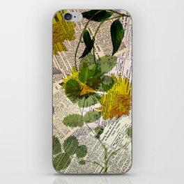 Herbarium iPhone Skin