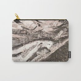 Earth Corner Carry-All Pouch