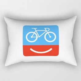 bicyclove Rectangular Pillow