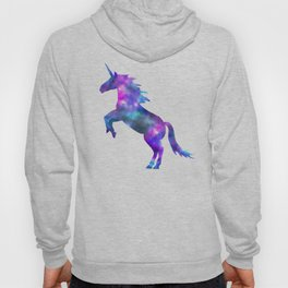 Galaxy Unicorn Hoody