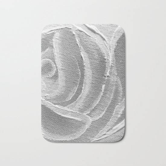 Sunday Memories of Roses Bath Mat