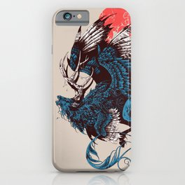 Peryton iPhone Case