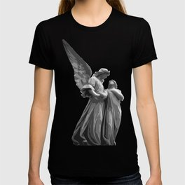 Angel Statue T-shirt