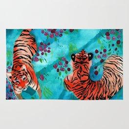 Tigers Rug