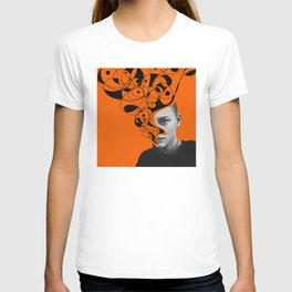 Abstraction - version 3. T-shirt
