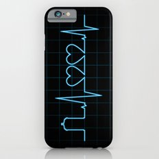 Two Heartbeats iPhone 6s Slim Case