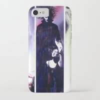 sandman iPhone & iPod Cases featuring Sandman: Triptych by kenmeyerjr