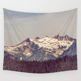 Vintage Cascades Wall Tapestry