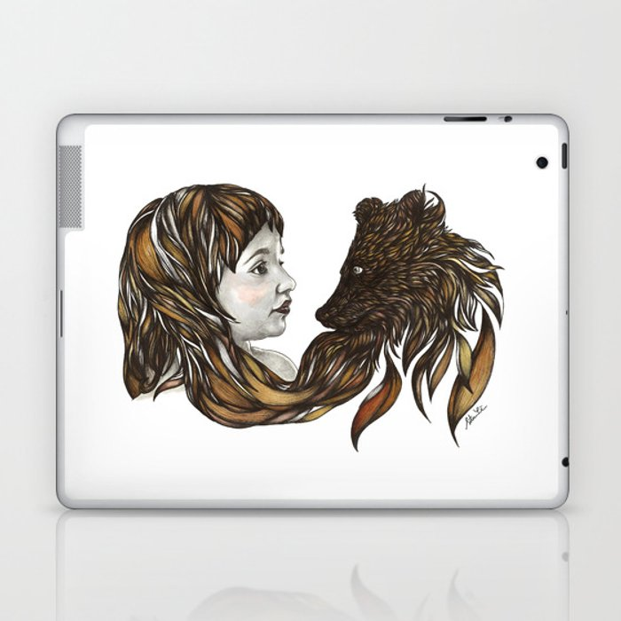 Roots I Laptop & iPad Skin