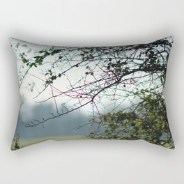Bare Branches Rectangular Pillow