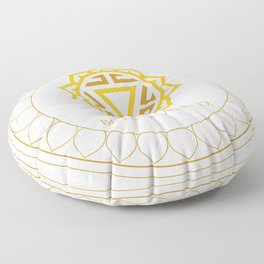 Be Empowered Floor Pillow