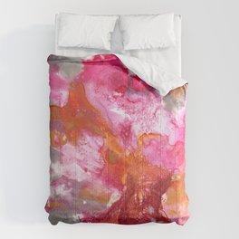Magenta Explosion Comforters
