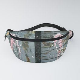 Action Painting 01 Fanny Pack