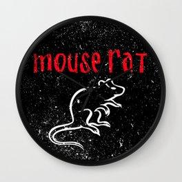 Mouse Rat! Wall Clock