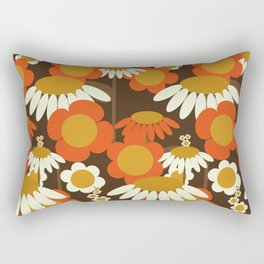 Daisy Chain Rectangular Pillow